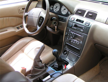 Captivating ... Bose Sound System, Sunroof, Power Everything, Climate Control, Fog  Lights... Every Option That Could Have Been Put On A Manual Transmission  1996 Maxima.
